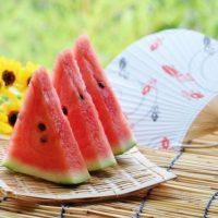夏季限定品 甘さたっぷり八色産スイカ